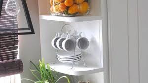 Corner Shelves For Kitchen Cabinets Corner Shelf Kitchen Cabinet Modern Shelves On Cabinets With 100