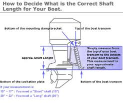 tohatsu outboard motors faq shaft length measurement for outboard engines
