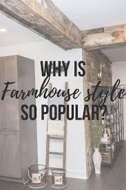 farmhouse style popular