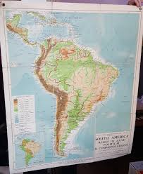 series maps philips comparative series of smaller school maps south america