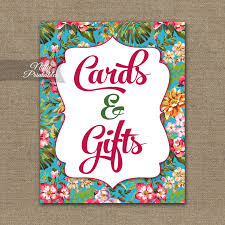 cards gifts signs