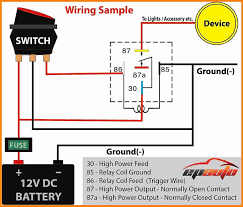 five prong relay wiring diagram electric fan car fuse box wiring 4 Wire Relay Wiring Diagram at 3 Pole Relay Wiring Diagram