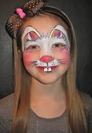 bunny face makeup photo 1