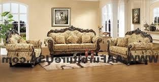 formal antique luxury sofa love seat chair 3 pc living room set antique living room furniture sets