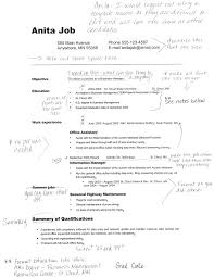 Resume Objective Examples For College Students Resume For Your