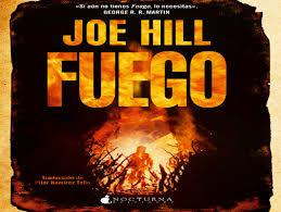 Resultado de imagen de reseña fuego de joe hill