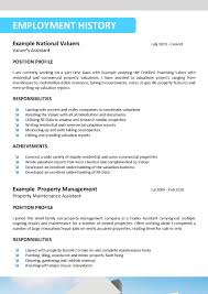Real Estate Agent Resume Example Property Management Real Estate