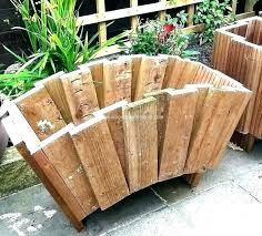 planter box wooden wooden planter boxes wooden planter large wooden planters presenting the natural point with planter box wooden