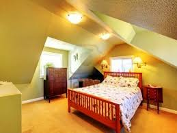 Low Ceiling Attic Bedroom Creating Comfort With Interesting Attic Bedroom Ideas Under Eave