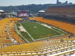Heinz Field Virtual Seating Chart Heinz Field Section 519 Rateyourseats With The Elegant And