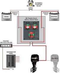 marine dual battery wiring diagram wiring diagram Dual Battery Switch Wiring Diagram boat perko switch on single battery wiring diagram guest dual battery switch wiring diagram