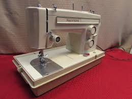 kenmore zigzag sewing machine. kenmore zig zag sewing machine model 1325 w/ hard case, accessories \u0026 metal bobbins kenmore zigzag sewing machine e