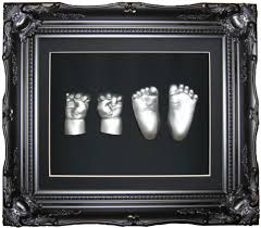 Baby Casting Kits with Ornate Frames BabyRice