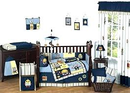 crib bedding sets vintage boy