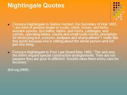 Florence Nightingale Quotes Extraordinary Florence Nightingale Chris Common Mathew Messinger Sarah Obstfeld