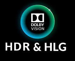תוצאת תמונה עבור Hybrid Log-Gamma (HLG) logo