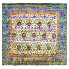recycled rugs silk sari rug cotton uk