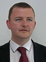SIC head of finance James Gray. James Gray: The financial situation is steadily improving. The council's financial position is steadily improving, ... - James_Gray_2-W500