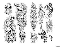 тату змей эскизы татуировок татуировки лучшие эскизы фото