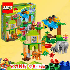 get ations lego toy building blocks assembled lego depot series of large particles animal world jungle animals children s