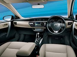 New 2014 Toyota Corolla Altis Launched: Price, Brochure, Variants ...