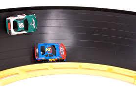 Nascar race track toys