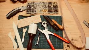 how to start leatherworking