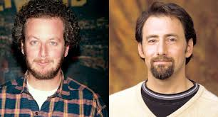 daniel stern wonder years.  Daniel Daniel Stern Left Narrated The Wonder Years Except For The Aired Pilot  Which Included Voiceover By Actor Arye Gross Right Would Later Star On  To Stern A