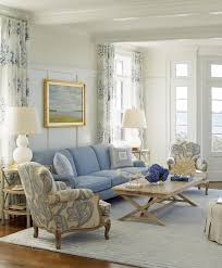 cottage blues living room maybe theme for a formal living room