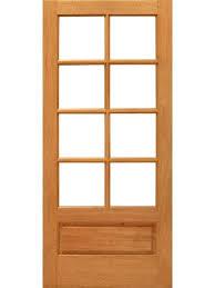 interior glass panelled doors 8 lite interior mahogany 1 panel glass single door regarding interior glass