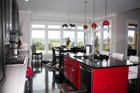 impressive designs red black. Full Size Of Kitchen:red White And Black Kitchen Designs Peenmedia Com Impressive Kitchens Photo Red