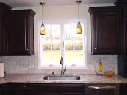 kitchen pendant lighting over sink. Pendant Light Over Sink Double Lights Traditional Kitchen For Lighting D