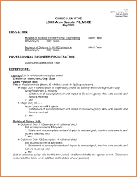 9 How To Write A Cv In English Example My Blog