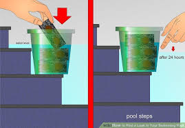 image titled find a leak in your swimming pool step 3