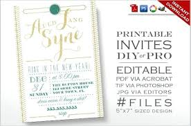 holiday template word invitation template word plus white color new years on holiday