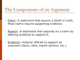 argumentative paper directions 3