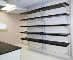 cabinet luxury wall shelf ideas 22 brackets garage shelves shelving designs for lumber storage rack portamate