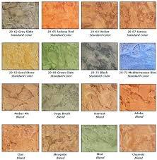 Concrete Floor Color Chart Concrete Stains Colors Getnancy Co