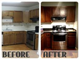 Perfect How Much Does It Cost To Refinish Cabinets   How To Restain Kitchen Cabinets    Rustoleum