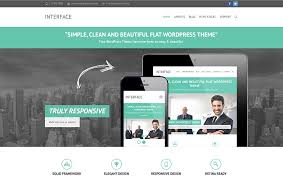 Free Responsive Website Templates Gorgeous 48 Free Responsive Flat Design WordPress Themes 4818 Colorlib