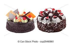 chocolate cake white background. Exellent White Chocolate Cake Isolated On White Background  Csp25460861 On Cake White Background