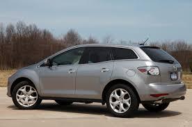 2011 Mazda CX-7 - Information and photos - ZombieDrive