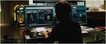 tony stark office. Tony Stark Workshop Office
