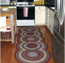 accent runner rugs apple border kitchen decorative