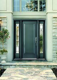 steel front door with sidelights image of awesome steel entry doors with decorative glass for sidelight