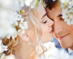 Wallpaper Wedding couple love feelings ...