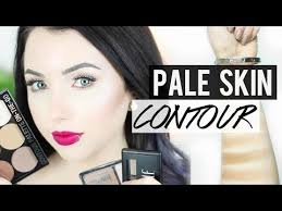 best contour s for pale skin