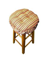square stool cushions bar round cushion covers practical present 11