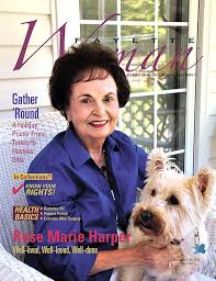 Rose Marie Harper lives, loves and does well - Fayette Woman