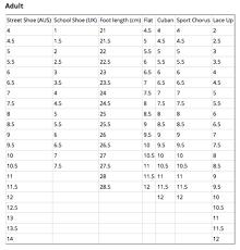 Grade School Shoe Conversion Chart China Shoe Conversion Online Charts Collection